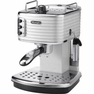 DELONGHI Espresso pákový kávovar ECZ 351.W