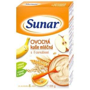 SUNAR Ovocná kašička mléčná 225 g