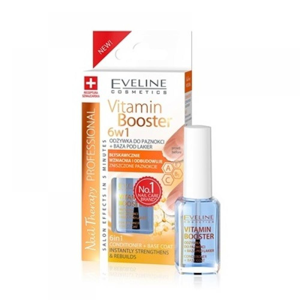 EVELINE Nail Therapy Vitamin booster 6in1 12 ml
