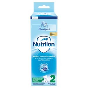 NUTRILON 2 Pronutra 5x30 g