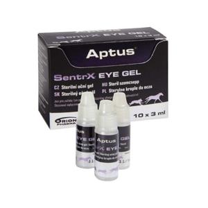 APTUS SentrX Eye Gel sterilní oční gel 10x3 ml