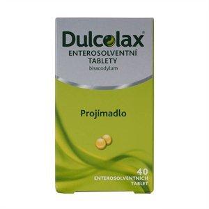 DULCOLAX Enterosolventních 40 tablet