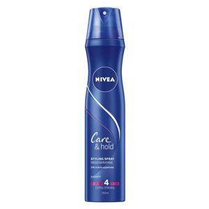 NIVEA Care&Hold Regenerační lak na vlasy 250 ml
