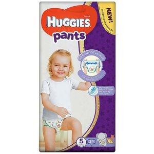 HUGGIES Pants Jumbo 5, 12 – 17 kg, 34 ks