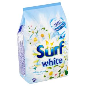 SURF White prací prášek Orchid&Jasmine  20 pracích dávek