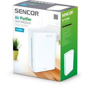 SENCOR  čistička vzduchu SHA 8400WH