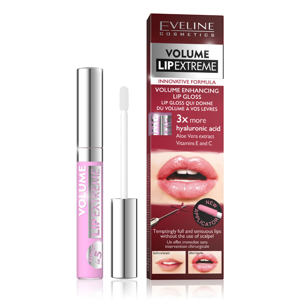 EVELINE COSMETICS Volume Lip Extreme – lesk na rty 7ml  (odstín 501)