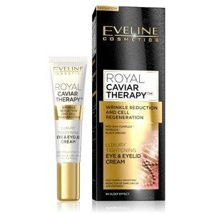 EVELINE COSMMETICS Royal Caviar Zpevňující oční krém 15 ml