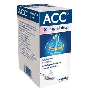 ACC 20 mg sirup 1x200 ml