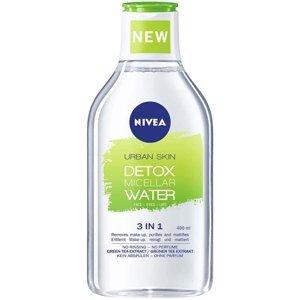 NIVEA Urban Skin Detox Micellar micelární voda 400 ml