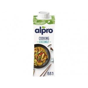 ALPRO Kokosová alternativa smetany na vaření 250 ml