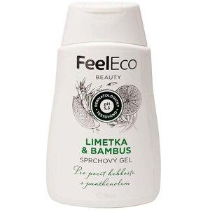 FEEL ECO Sprchový gel Limetka & Bambus 300 ml