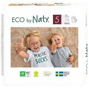 NATY Natahovací plenkové kalhotky Junior 12 - 18 kg  20 ks