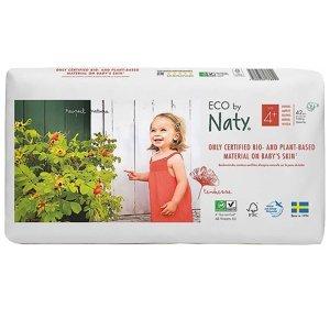 NATY Ekoplenky Maxi+ 4+ (9-20 kg) Economy pack 42 ks