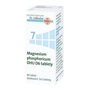 DR. SCHÜSSLERA Magnesium phosphoricum DHU D6 No.7 80 tablet