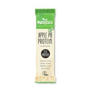 CREATIVE NATURE Protein Flapjack jablečný koláč 40 g