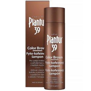 PLANTUR 39 Color Brown Fyto-kofeinový šampon 250 ml