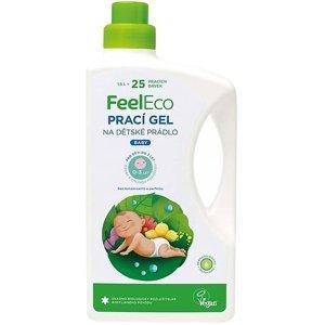 FEEL ECO prací gel na dětské prádlo 1,5 l