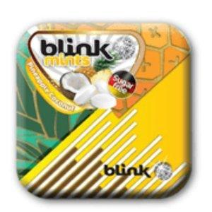 BLINK bonbóny s příchutí ananasu a kokosu 15 g