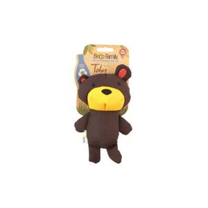 BECO Family Medvídek Toby hračka pro psy S
