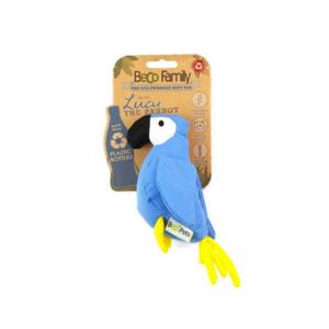 BECO Family Papoušek Lucy hračka pro psy M