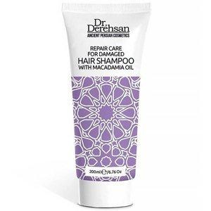DR. DEREHSAN Přírodní šampon na poškozené vlasy s makadamovým olejem 200 ml