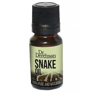 DR. DEREHSAN Přírodní hadí olej 10 ml