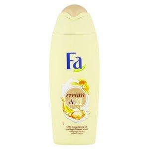 FA Sprchový gel Cream&Oil Macadamia 400 ml
