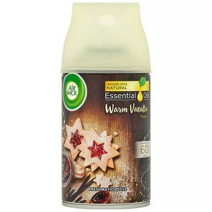 AIR WICK Essential Oils Freshmatic náplň do osvěžovače vzduchu vůně vanilkového cukru 250 ml