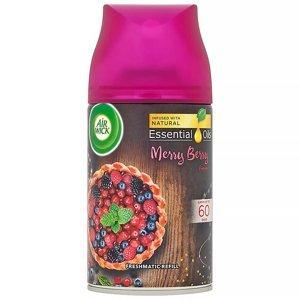 AIR WICK Essential Oils Freshmatic náplň do osvěžovače vzduchu vůně zimního ovoce 250 ml