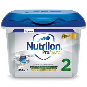 NUTRILON 2 Profutura Pokračovací kojenecké mléko od 6-12 měsíců 800 g