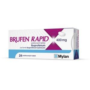 BRUFEN Rapid 400 mg 24 potahovaných tablet