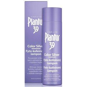 PLANTUR 39 Color Silver Fyto-kofeinový šampon 250 ml