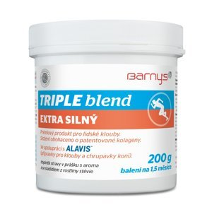 BARNY´S Triple Blend Extra Silný 200g