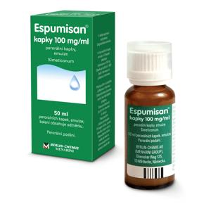 ESPUMISAN 100 mg/ml kapky 50 ml
