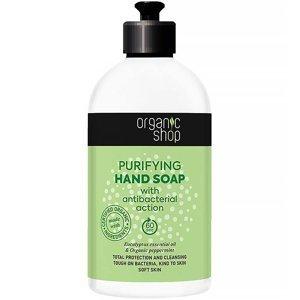 ORGANIC SHOP Čisticí mýdlo na ruce 500 ml