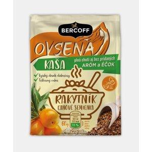 BERCOFF Ovesná kaše s lněným semínkem a rakytníkem 60 g