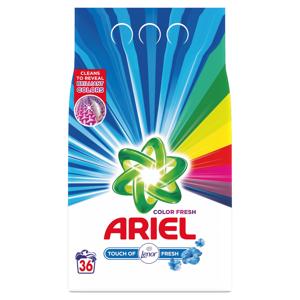 ARIEL Touch of Lenor Prací prášek 36 praní 2,7 kg