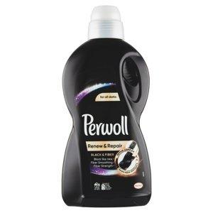 PERWOLL Black & Fiber Prací prostředek 30 praní 1,8 l