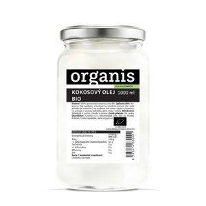 ORGANIS Kokosový olej panenský BIO 1000 ml
