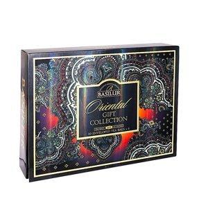 BASILUR Orient Assorted kolekce porcovaných čajů 60 sáčků