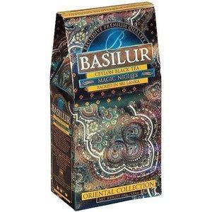 BASILUR Orient Magic Nights černý čaj 100 g