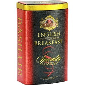 BASILUR Specialty English Breakfast černý čaj 100 g
