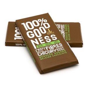 BALANCE Čokoláda mléčná pistácie, mandle a vlašský ořech s čekankou 85 g