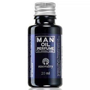 RENOVALITY Pánský olejový parfém 20 ml