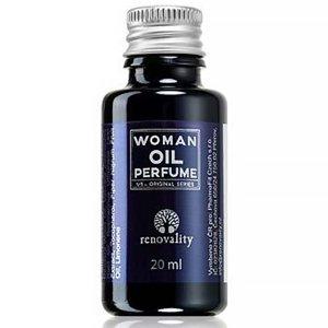 RENOVALITY Dámský olejový parfém 20 ml