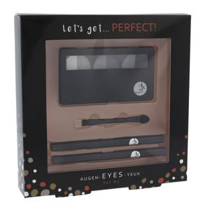 2K Let´s Get Perfect! Dekorativní kazeta Grey 6,6 g