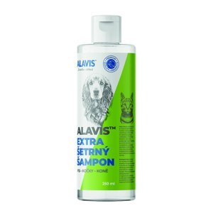 ALAVIS Extra Šetrný Šampon 250ml