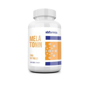 ABFARMIS Melatonin 2 mg 60 tablet