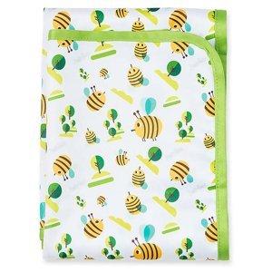 BOBÁNEK Přebalovací podložka Včelky
